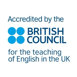 British Council for the teaching of English in the UK logo