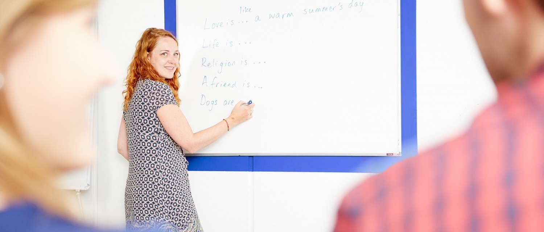 Erasmus+: English for Teachers